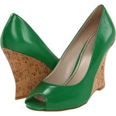 These shoes are beautiful.  Curse my feet for being messed up and throwing off my balance!  I NEED THESE!