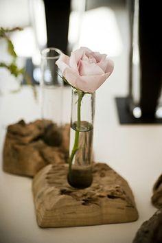 kreative ideen zum selbermachen, originelle vase