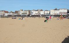 5 famous UK seaside resorts – then and now