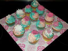 Duo cupcakes