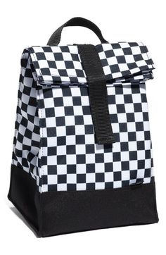 VANS  Mow Lunch  Insulated Canvas Lunch Sack (Nordstrom Exclusive).  vans   bags  hand bags  canvas  polyester   7f17b1205a31a