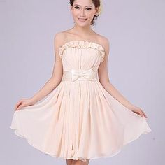 Buy 'Annie Wedding – Ruffled Bow-Accent Party Dress' with Free Shipping at YesStyle.com.au. Browse and shop for thousands of Asian fashion items from China and more!
