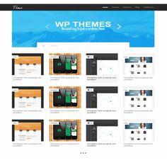 Gallery Theme PSD Website Template - http://www.welovesolo.com/gallery-theme-psd-website-template/