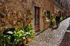 Valldemosa, Mallorca, Spain.