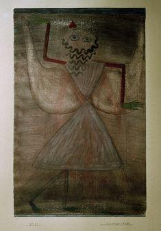 Paul Klee, Trinkender Engel, 1930