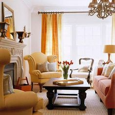 45 Lovely Living Rooms   Midwest Living