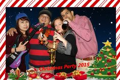 A-Tech Holiday Party 2015