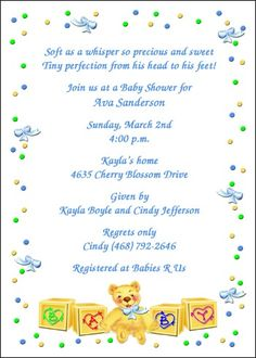 Baby Shower: Surprise Baby Shower Invitations Wording To Make Your  Beauteousu2026