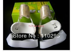 New 2013 Goodnight Bunion toes orthotics TV toe deformation correction tape bandage beauty tool