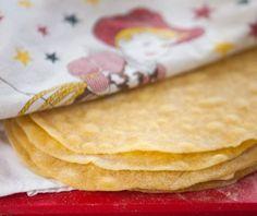 tortilla de maíz alla texana