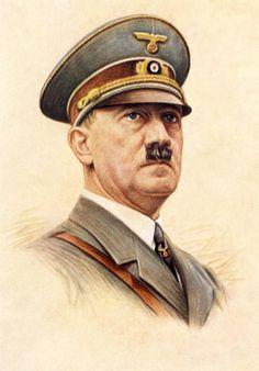 卐 Der Führer Adolf Hitler (20 April 1889 - 30 April 1945)