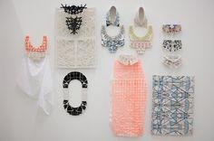 Textile Design 2012 Show Central St Martins