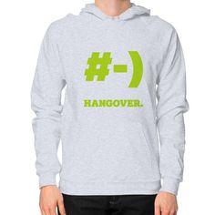 HANGOVER. Mens Hoodie