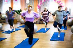 Universidades oferecem atividades físicas para terceira idade