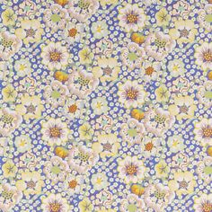 Amazing wallpaper Eldblomma (by Swedish designer Josef Frank), now in a new colorway. Unfortunately since we rent, won't be able to wallpaper any of our rooms with this. But would love a swatch in a nice frame for the wall!