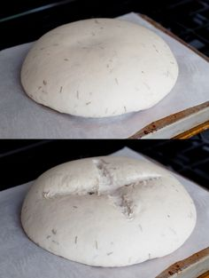 Rustic Rosemary Bread