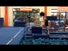 Teaching front hip circles and clear-hips to gymnasts | Swing Big!