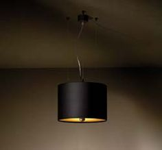 ROBAN E27 SUSPENDED BLACK + GOLD #pendantlight #TAL