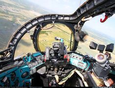Hind Helicopter cockpit by Paul Pepera, Valve Ah 64 Apache, Helicopter Cockpit, Attack Helicopter, Military Helicopter, C 130, Fighter Aircraft, Fighter Jets, Mi 24 Hind, Russian Military Aircraft