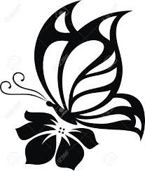 Image result for tall flowers silhouette