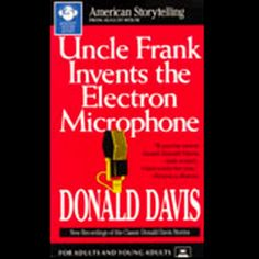 Uncle Frank Invents the Electron Microphone In the hills of Appalachia humor and wisdom are mixed up forever in funny wise stories that seem to grow more lustrous with each telling. Here are two of the best: Uncle Frank Invents the Electron Microphone Appalachian folk wisdom rolled into one of Davis funniest stories; Uncle Frank and the Crown Feed Boys Davis legendary Uncle Frank teaches a couple of traveling salesmen the lesson of their lives. - Humor Audiobook #HumorAudiobook Humour And Wisdom, Best Audiobooks, Funny Stories, Just Love, Audio Books, Inventions, Storytelling, Teaching, Humor