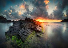 Sunrise in Sinemorec
