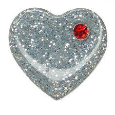 Swarovski Crystal Pin Badge - wedding favours for the ladies. Wedding Favours, Pin Badges, In A Heartbeat, Fundraising, Heart Shapes, Swarovski Crystals, Heart Ring, Foundation, British