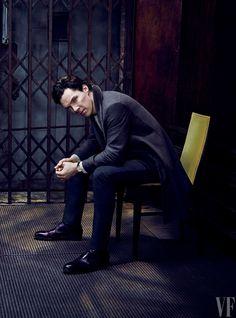 Vanity Fair magazine 2016: DARK SIDE