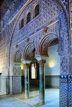 Alcazar, Sevilla. Check out our latest posts about Spain on our travel blog: http://openupnow.net/category/travel/countries/spain/