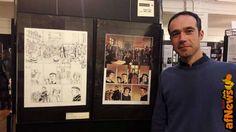Martin Lutero e la Riforma a fumetti nei disegni di Filippo Cenni - http://www.afnews.info/wordpress/2017/02/14/martin-lutero-e-la-riforma-a-fumetti-nei-disegni-di-filippo-cenni/