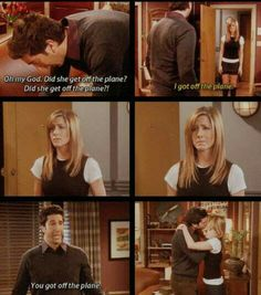 """I just watched """"the last one"""" and I couldn't stop myself from crying my eyes out during this scene. Serie Friends, Friends Moments, Friends Show, Friends Forever, Friends Episodes, Ross Friends, Friends Cast, Best Tv Shows, Best Shows Ever"""