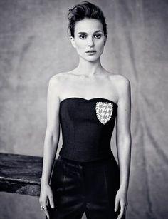Natalie Portman by Paolo Roversi for Dior Magazine No.5 1