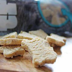 Tribal Coconut, Banana and Peanut Butter Dog Treats Banana Coconut, Peanut Butter Banana, Peanut Butter Dog Treats, Natural Dog Treats, Healthy Dog Treats, Desserts, Food, Tailgate Desserts, Deserts