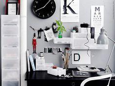 The best ikea arbetsrum images bureau ikea
