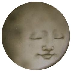 Moon Face  so sweet and peaceful
