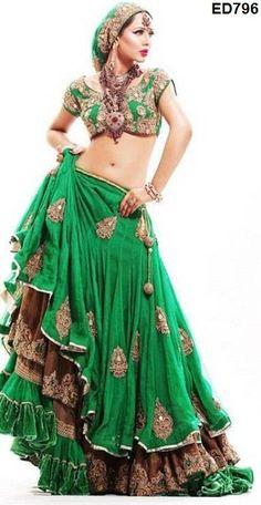 Gorgeous Designer Anarkali Lehenga Royal Wedding Function Designer Hand Embroidery Anarkali Lehenga
