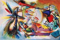 Bild: Wassily Kandinsky - Komposition