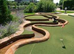 Golf Tips For Hitting Irons Crazy Golf, Crazy Crazy, Backyard Putting Green, Adventure Golf, Putt Putt Golf, Golf Handicap, Dubai Golf, Golf Green, Golf Club Grips