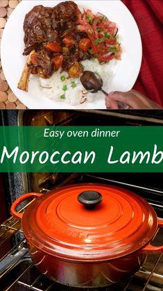 Oxtail Recipes, Lamb Recipes, Slow Cooker Recipes, Meat Recipes, Dinner Recipes, Cooking Recipes, Healthy Recipes, Lamb Dishes, Healthy Lunches