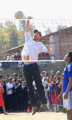 Prince Harry's Nepal tour: See all the best photos - HELLO! CA
