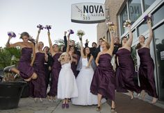 NOVA 535 is unique like you are. If you're not looking for a beach event nor want to be stuck in grandma's ballroom, then NOVA 535 is perfect for you. More at http://nova535.com