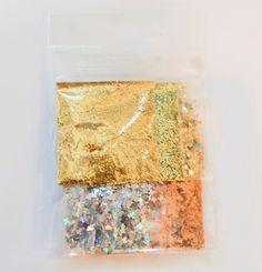Glitter Crafts, Loose Glitter, Glitter Nail Polish, Glitters, Aesthetics, Copper, Cosmetics, Shapes, Nails