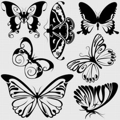 Butterfly Tattoes on Tattoos   Butterfly Tattoo Art And The Poupularity Of Butterfly Tattoo