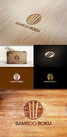 Create a memorable and visually stunning logo for Bamboo Roku. by Designifik