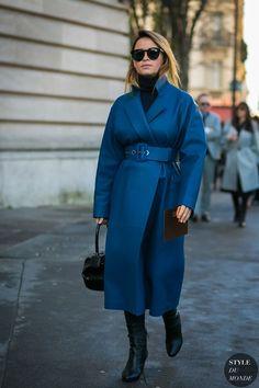 Miroslava Duma by STYLEDUMONDE Street Style Fashion Photography... - Fall-Winter 2017 - 2018 Street Style Fashion Looks