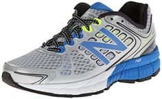 New Balance Mens Running Shoe New Balance Herren, New Balance Men, Stability Running Shoes, Silver Shoes, Partner, Plush, Heels, Sneakers, How To Wear