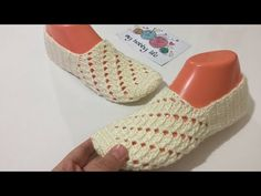 Baby Knitting Patterns, Lace Knitting, Crochet Patterns, Crochet Slipper Pattern, Crochet Slippers, Knit Shoes, Crochet Baby Shoes, Baby Shoes Pattern, Lace Socks