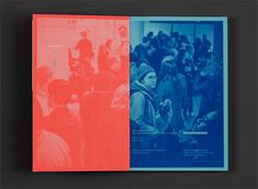 Typeforce Exhibition Catalogue by Will Miller | Inspiration Grid | Design Inspiration