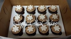 Chocolate Cupcakes w/Mocha Buttercream