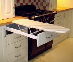 INDRAWER IRONING BOARD